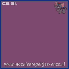 Buiten tegel Cesi - Mat Glanzend - 20 x 20 cm - per 1 stuk  - Op bestelling - Amaranth