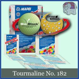 Voegmiddel - Mapei Ultracolor Plus - Binnen en buiten voegsel voor de mozaiek hobby - per 250 gram - Tourmaline No. 182