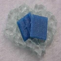 "Glasmozaïek Basic Line 2 x 2 cm - Dark Turquoise ""Sample"""