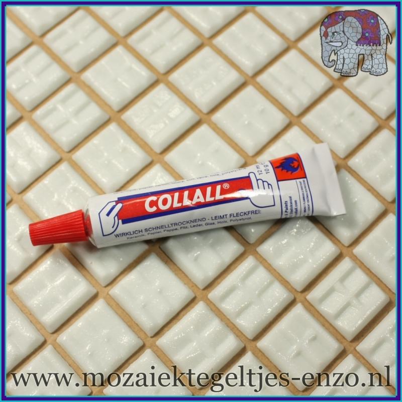 Universele Lijm - Collall - 12 ml - Binnen en buiten lijm voor de mozaiek hobby