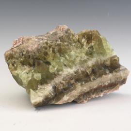 "Groene ""Emerald"" Calciet uit Nuevo Leon in Mexico"