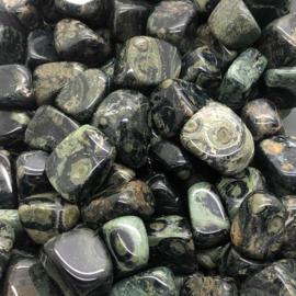 Nebula stone hand-, meditatie-, knuffel-, trommelsteen