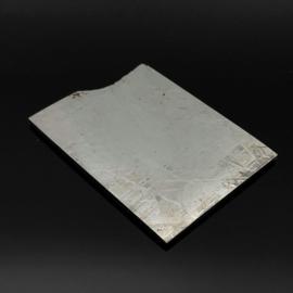 Meteoriet plaat uit Gibeon Namibië 19,80 gram