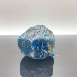Apatiet, natuurlijk kristal onbehandeld, 134 gram