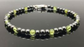 Dragi Kamen® design armband 'Aarding en Zelfvertrouwen'