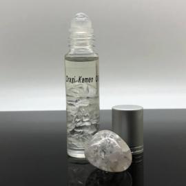 Dragi Kamen® Edelsteenolie roller Bergkristal