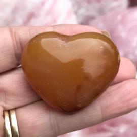 Carneool hart