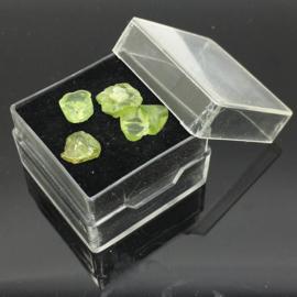 Peridoot kristallen