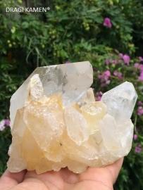 Golden healer cluster, 1221 gram.