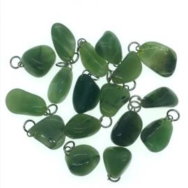 Grossulaar, groene granaat, hanger