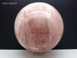 Roze kwarts/Rozenkwarts bol, 11 kg
