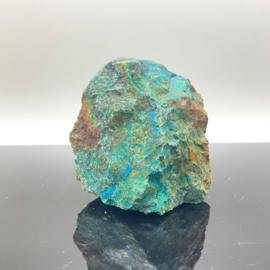 Chrysocolla ruw, 276 gram