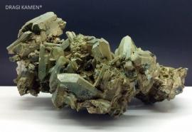 Himalaya kwarts cluster met chloriet, 1014 gram. Uniek exemplaar.*