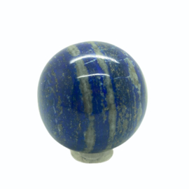 Lapis Lazuli bol ø 44 mm, 143 gram