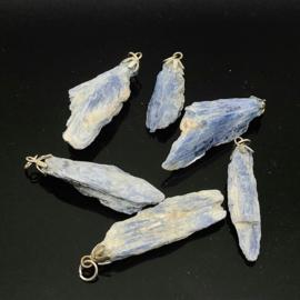 Kyaniet hanger, blauw, puur