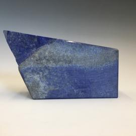 Lapis Lazuli geslepen stuk