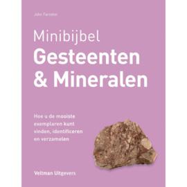 Minibijbel Gesteenten & Mineralen, John Farndon.