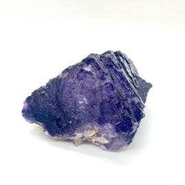Fluoriet paars kristal, 440 gram