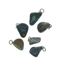Boulder opaal hanger