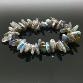 Labradoriet armband, op maat gemaakt