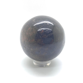 Granaat Almandien bol Ø 60 mm, 468 gram