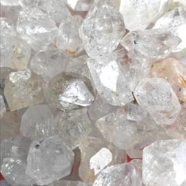 Herkimer diamant, 1 - 2 gram
