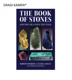 The Book of stones, Robert Simmons 462 pagina's.