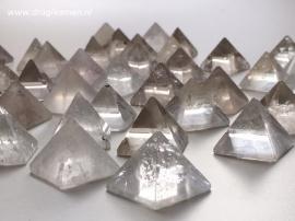 Bergkristal piramide, 30 mm.