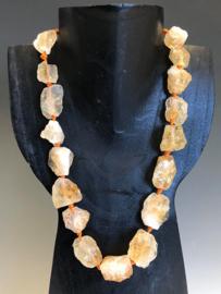 Dragi Kamen® design collier 'Geluk en Voorspoed'