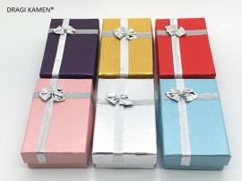 Verpakkingsdoosje voor hangers en edelstenen