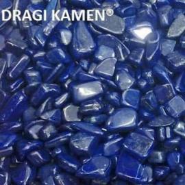 Lapis lazuli trommel / knuffelstenen AAA Blue, 20-25 gram