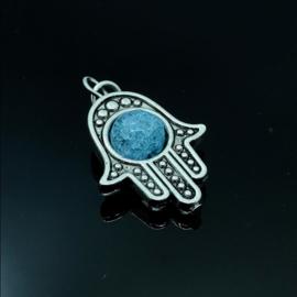 Beschermende Hamsa/Fatima's hand hanger 'Talk'