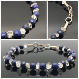 "Dragi Kamen® design armband ""Verbinding en Zelfkennis"""