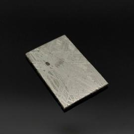 Meteoriet plaat uit Gibeon Namibië 7,73 gram