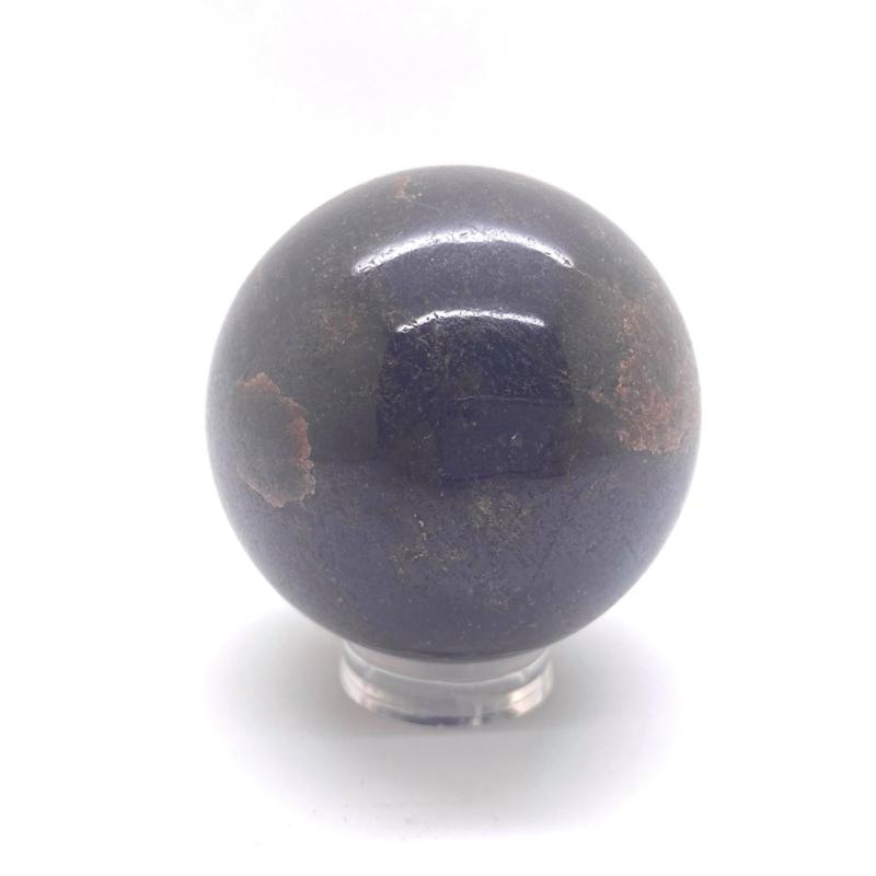 Granaat Almandien bol Ø 54 mm, 335 gram