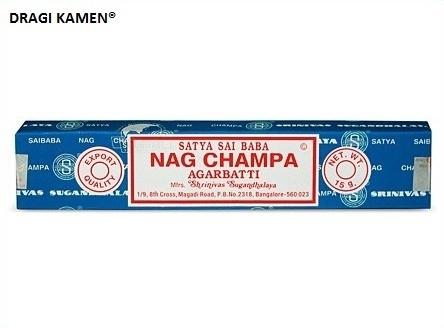 Nag Champa voordeel doos, 12 stuks