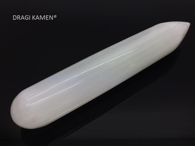 DRAGI KAMEN® - Seleniet massage staaf, 160 mm.