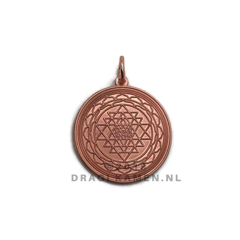 Shri Yantra talisman