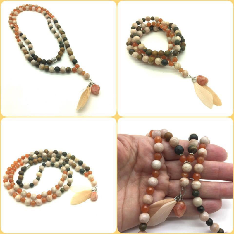 "Power MALA handgeregen ""SPARKLE"""