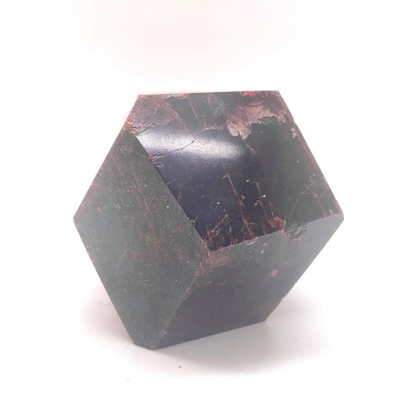 Granaat Almandien freeform geslepen, 420 gram