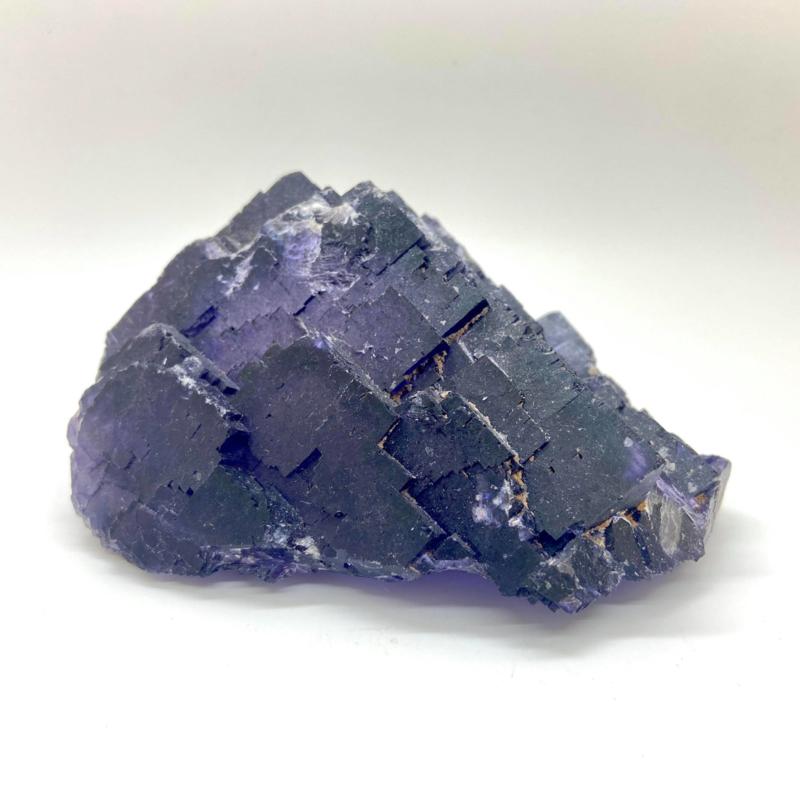 Fluoriet paars kristal, 662 gram