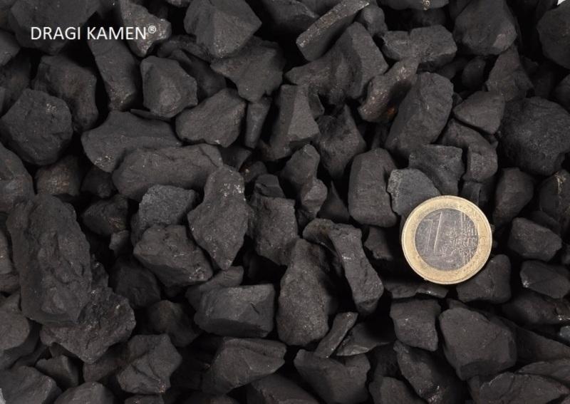 1000 gram Shungiet of Shungite ruwe stenen, ideaal voor edelsteenwater.