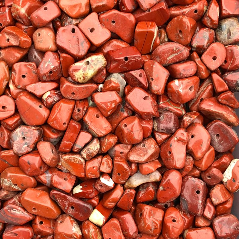 Rode Jaspis, 10 gram