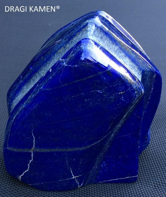 Lapis Lazuli AAA Blue Sculptuur uit Afghanistan, 2169 gram