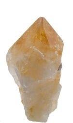 citrien punt edelstenen, kristallen en mineralen
