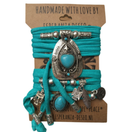Esperanza Deseo | Necklace & Bracelet