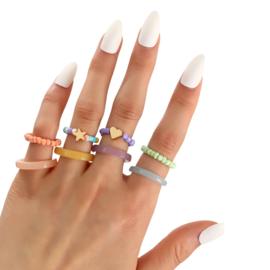 Ring Set | Beads