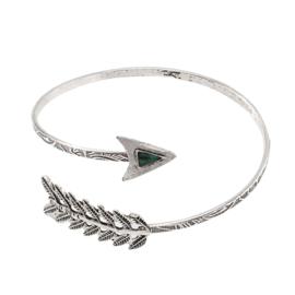 Upper Bracelet Arrow | Zilver