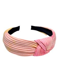 Tie Dye Haarband | Pink