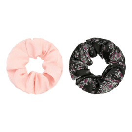 Scrunchie It Takes Two Fenna| Pale Pink